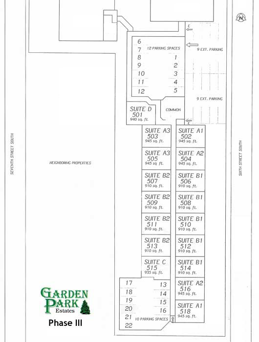 Garden Park Estates   Jacob Management   Phase 2